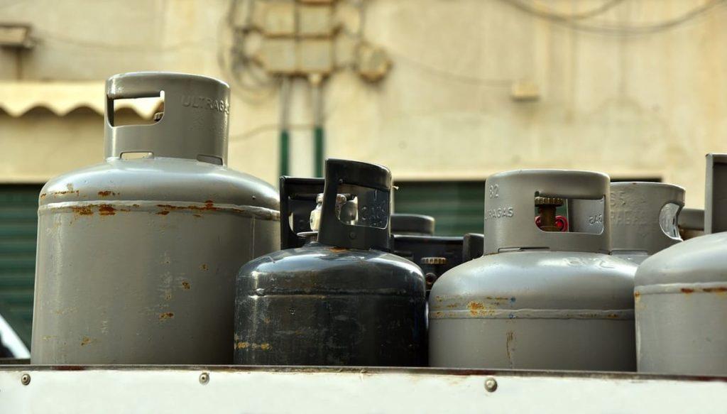 Livraison bouteilles de gaz Gazissimo