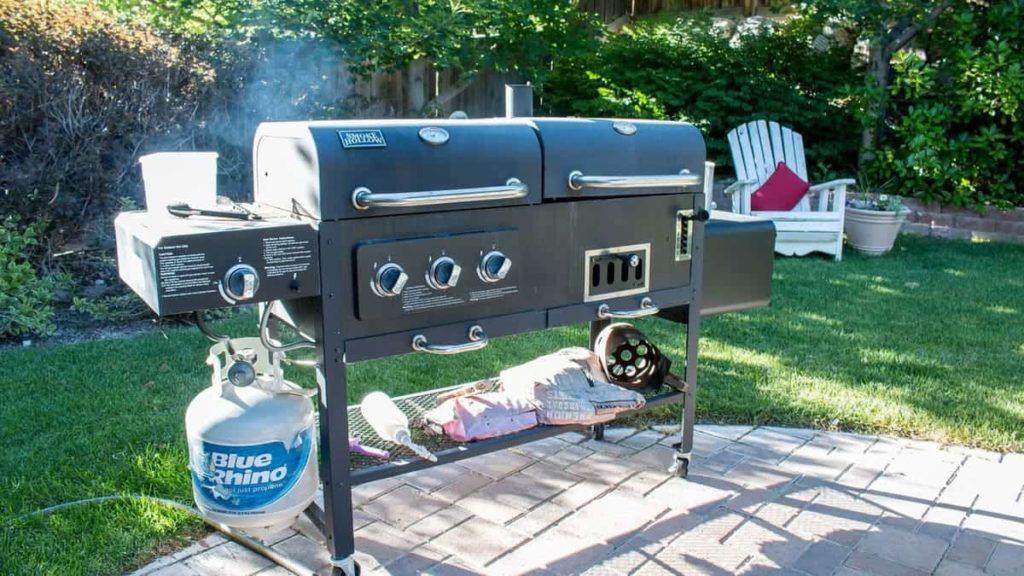 Choisir bouteille de gaz barbecue